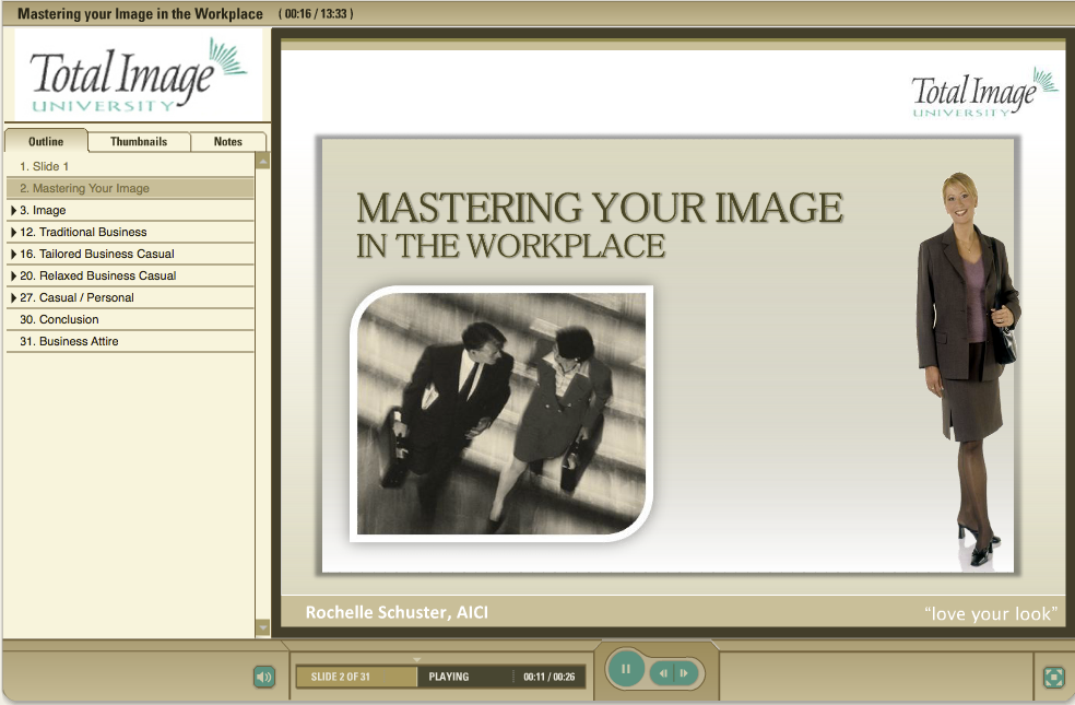 Mastering Your Image in the Workplace