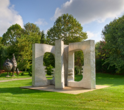 Strong-Cuevas, Grounds for Sculpture