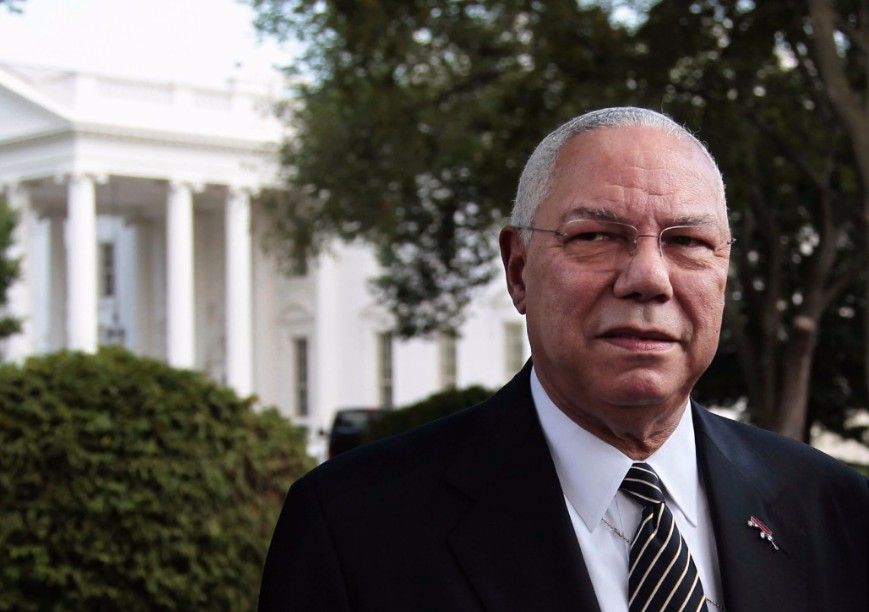 Image result for black history month colin powell