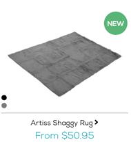Artiss Shaggy Rug