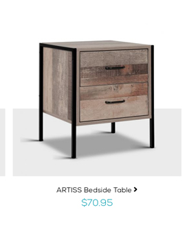 Artiss Bedside Table