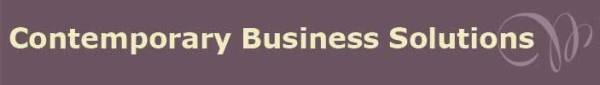 Contemporary Business Solutions