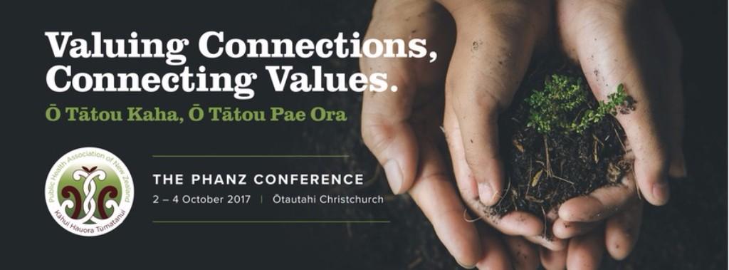 Valuing connections, connected values.  Ō tātou kaha, ō tātou pae ora.