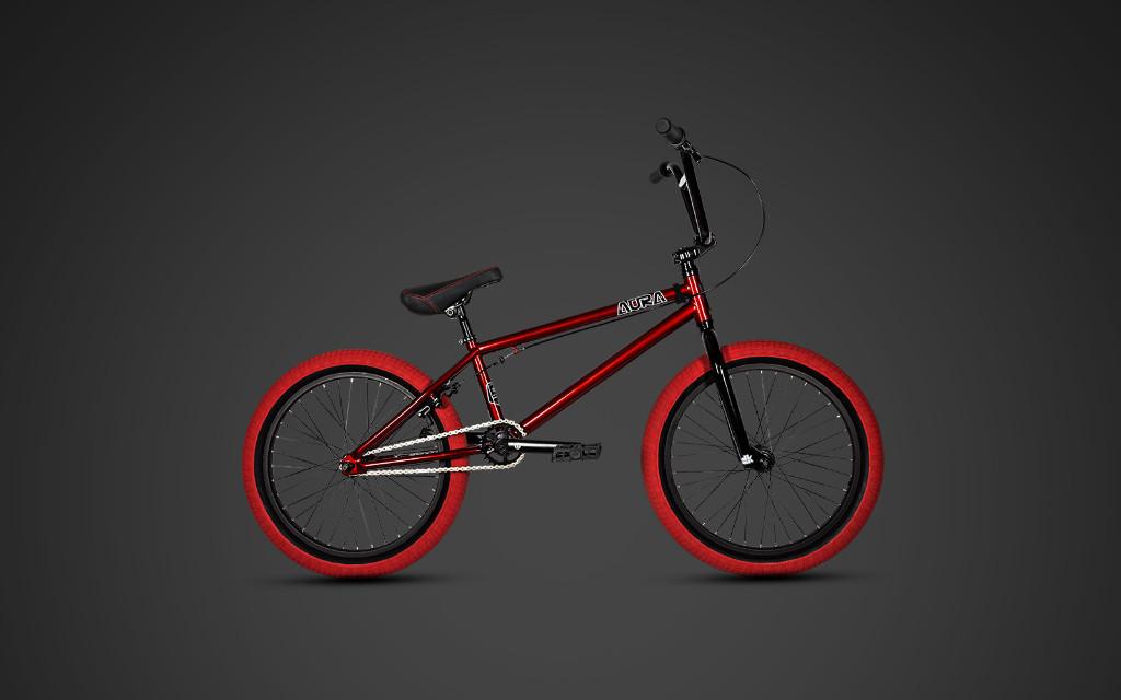 DK Bicycles 2017 Aura