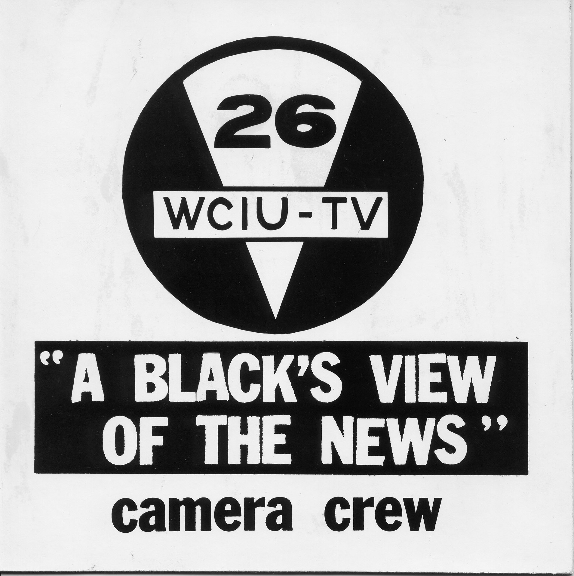 Black's View of the News press pass