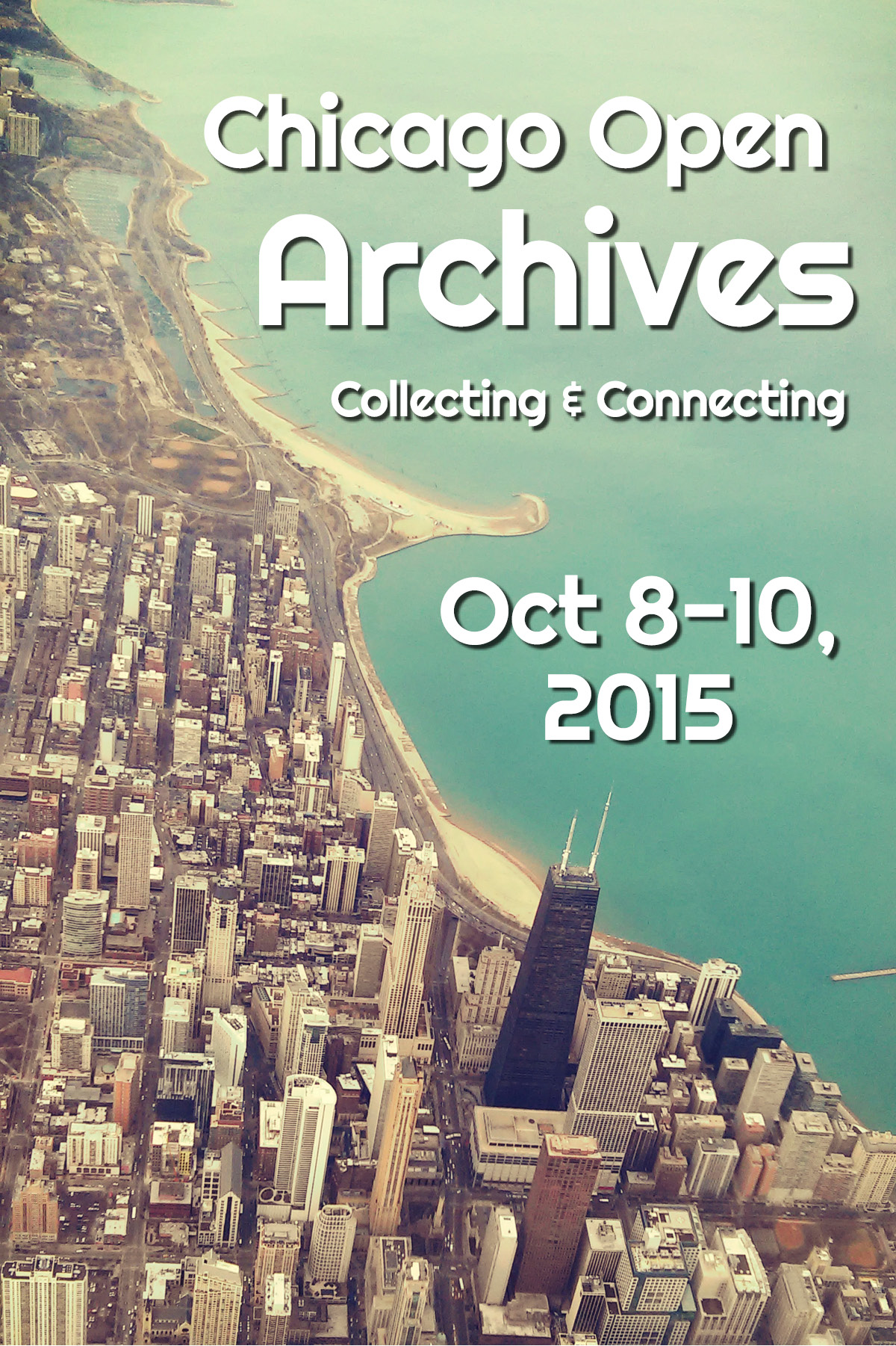 Tour our archive next Friday, October 9th