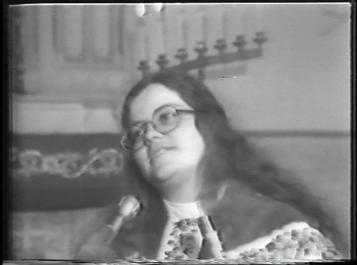 International Videoletters, 1975: Recently discovered rare tapes from feminist video network