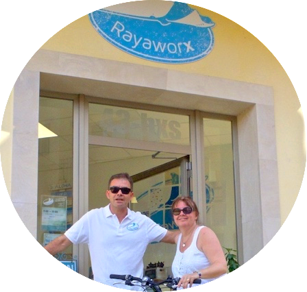 Rainer & Doris / Rayaworx Coworking Santanyí