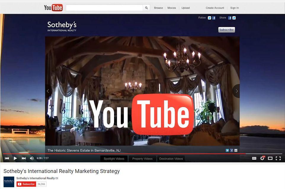 Sotheby's International Realty Marketing Strategy