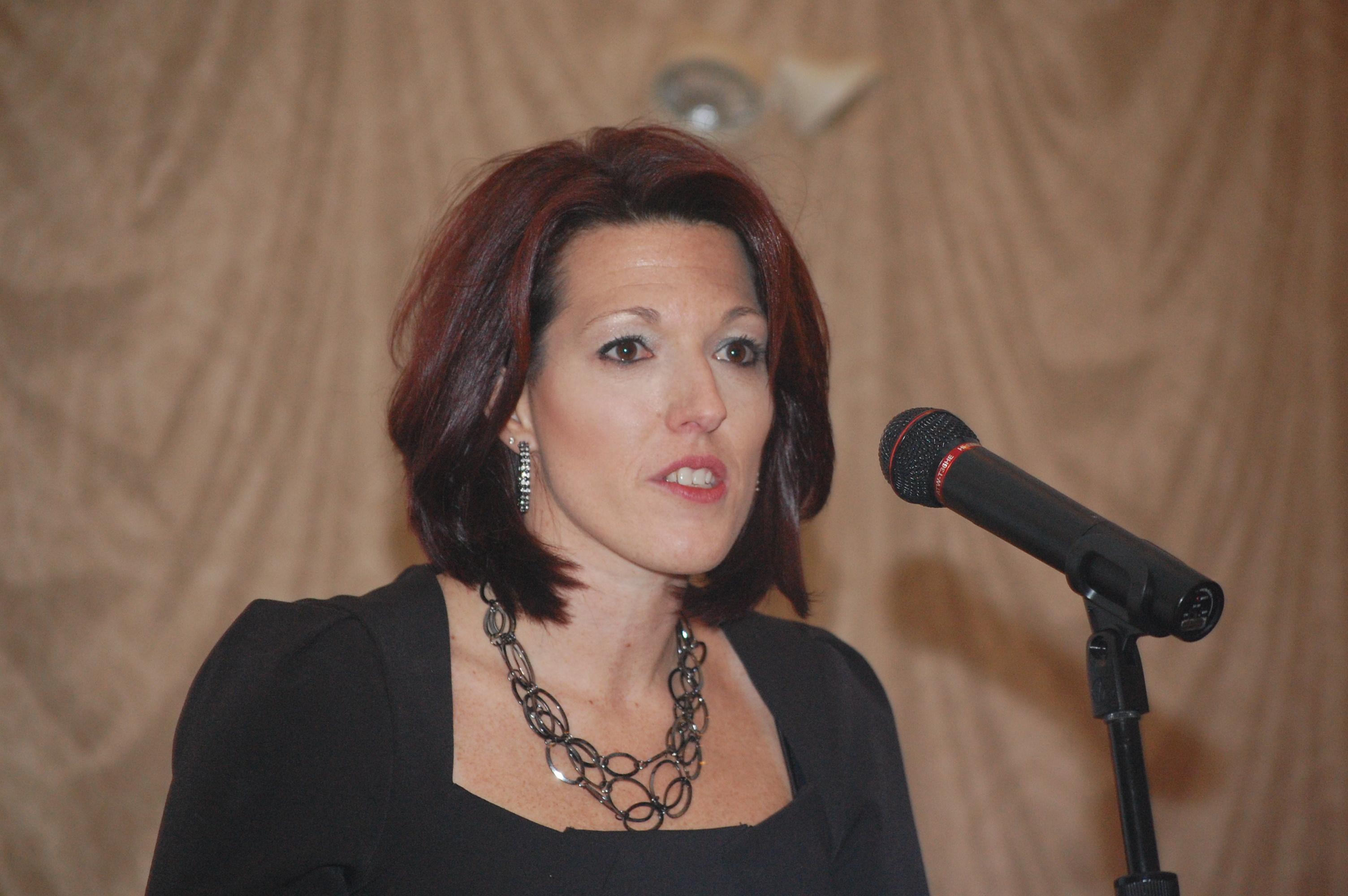 Headshot of Shannon Shanning, 2013 Teacher of the Year