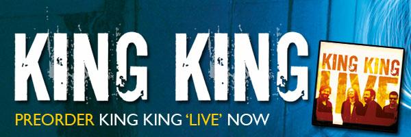 King King Live album