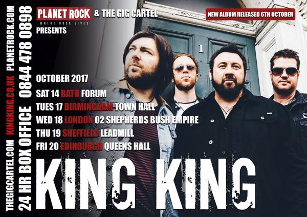 October Tour