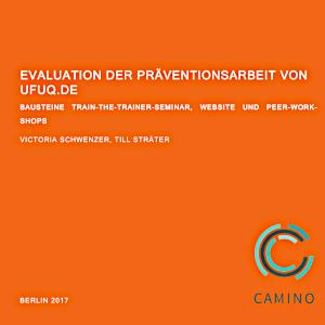Coverbild des Evaltuationsberichts
