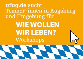 Textfeld ufuq.de-Ausschreibung Teamer_innen