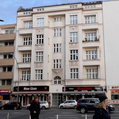 Gebäude Dudenstraße 6 in Berlin; Bild: ufuq.de