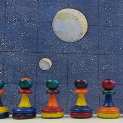 Symbolfoto Spielfiguren; Bild: Irina Kanitschew