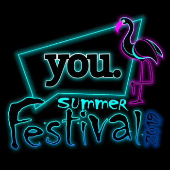 Logo YOU Summer Festival