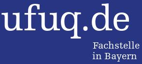 Logo ufuq.de Fachstelle in Bayern