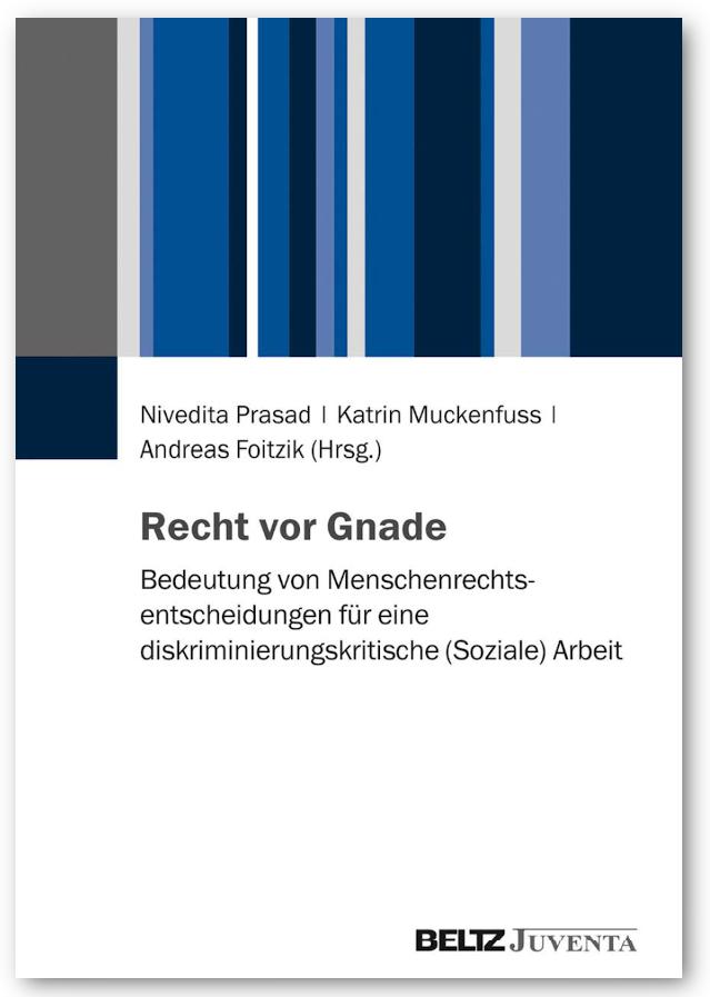 Cover des Buchs Recht vor Gnade, Hrsg. Prasad/Muckenfuss/Froitzik