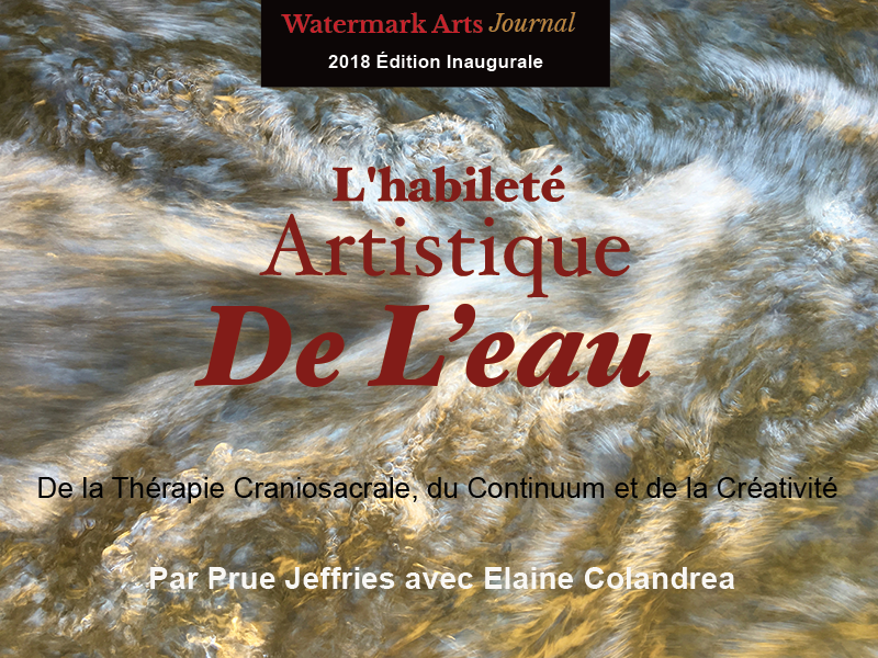 The Artistry of Water   French Edition