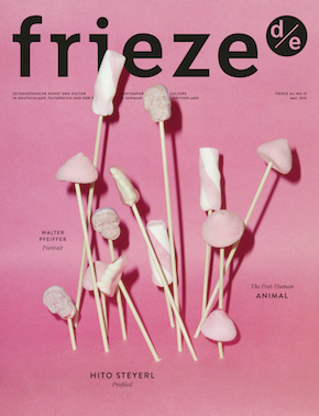 frieze d/e issue 19
