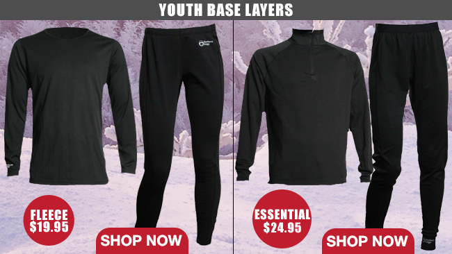Youth Base Layers