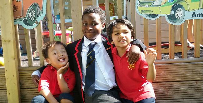 Elmhurst School for Boys