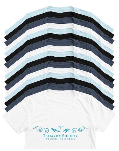 tetiaroa society t-shirts