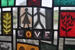 Christian Ryan, Architectural Stained Glass Artist