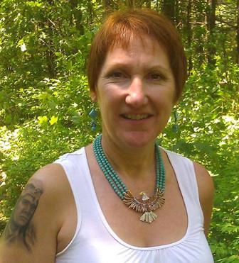 Intuitive healer, Kristi Borst, PhD