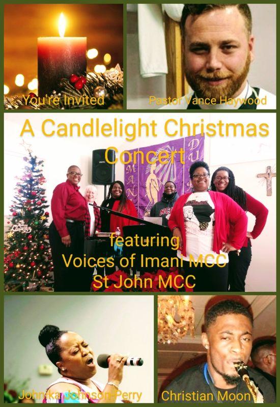 A Candlelight Christmas Concert 2019