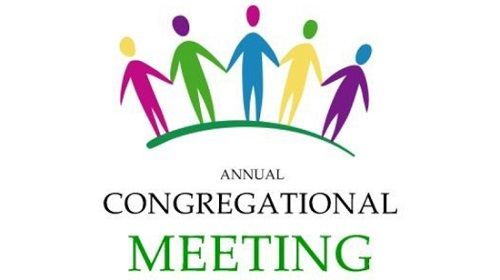Annual Congregational Forum and Meeting