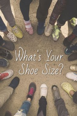 "Year End ""Shoe Size"" Fundraiser"