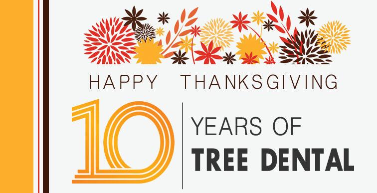 Big thank you from Treedeental