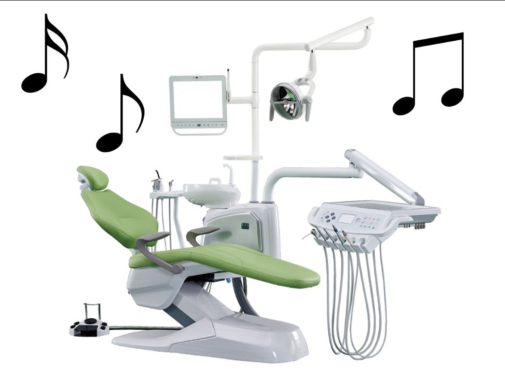 R2Music Dental Unit
