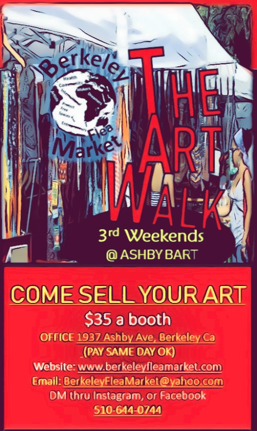 ARTWALK- 3rd weekends