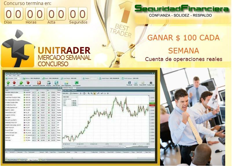Concurso de Trading BMF - Seguridad Financiera Semanal