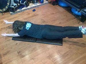Stomach Stretch