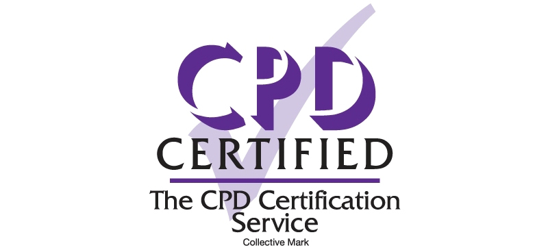 The event will be CPD accredited by CPDUK, with certificates being awarded to all attendees