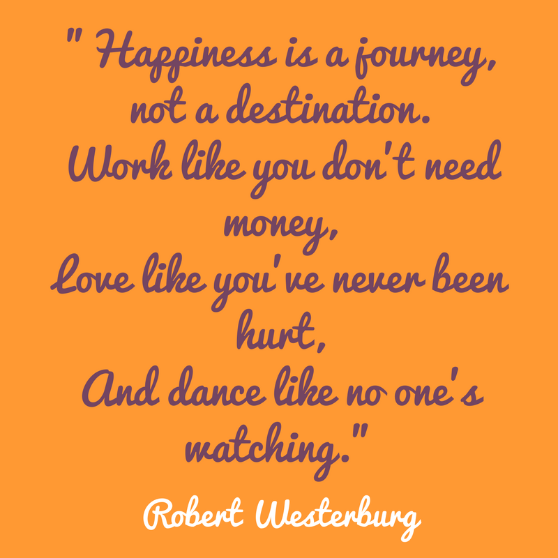 Quote from Robert Westerburg