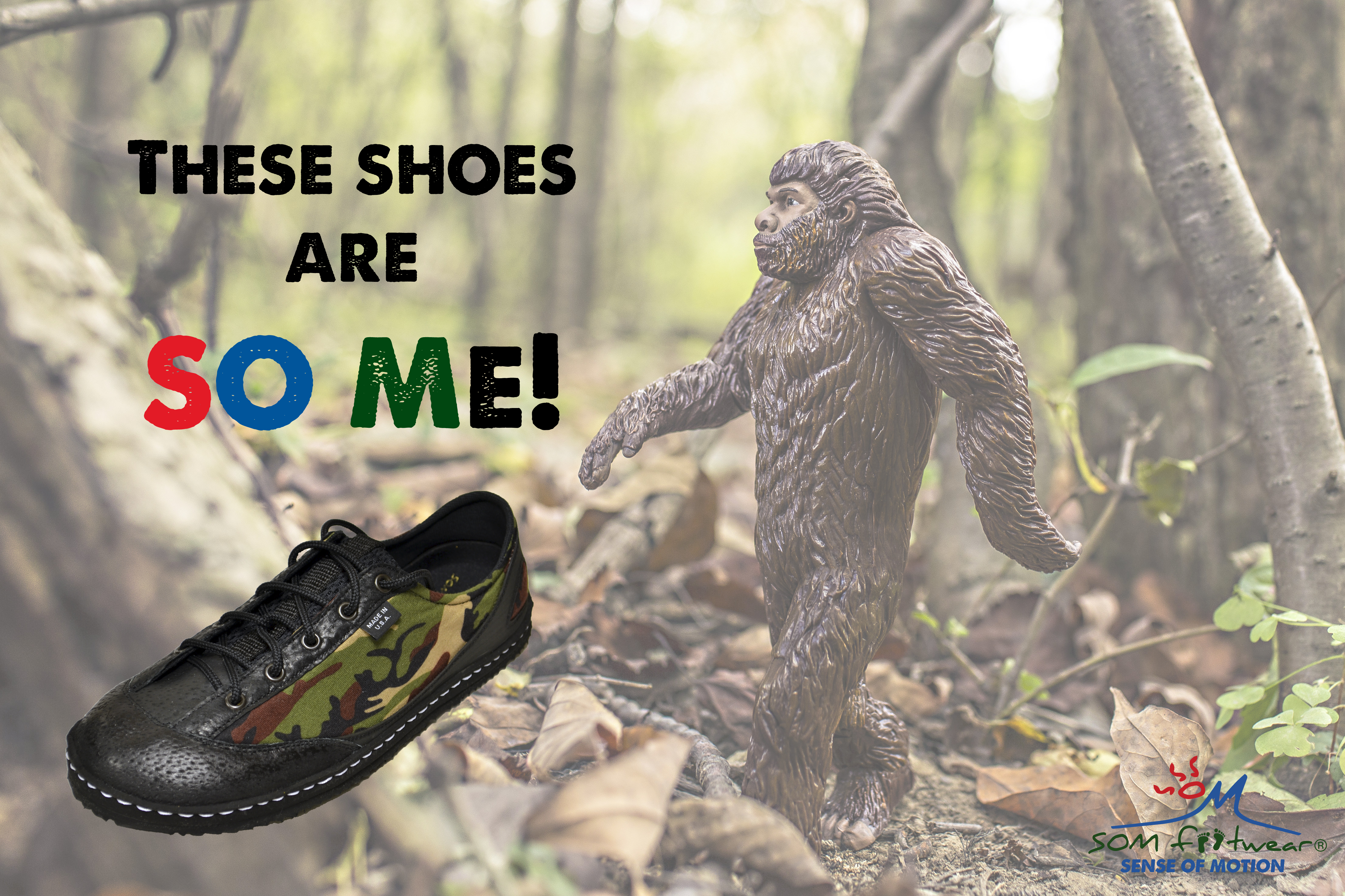 Create your own American made custom shoe with SOM Footwear.