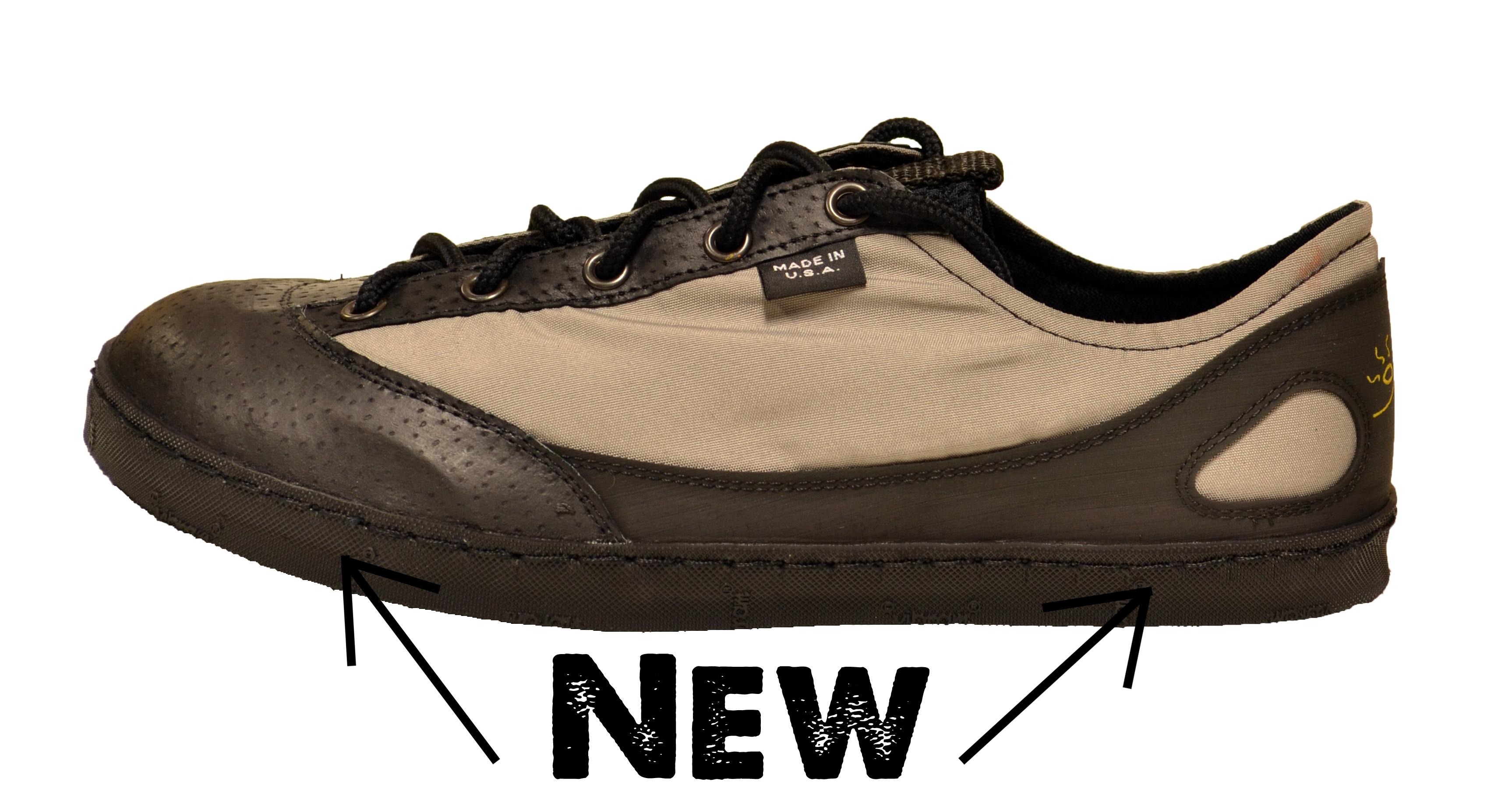 American made sneakers by SOM Footwear.