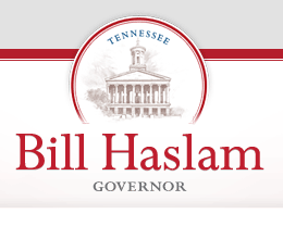 Bill Haslam Tennessee Governor