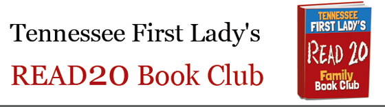Tennessee First Lady's Read20 Book Club