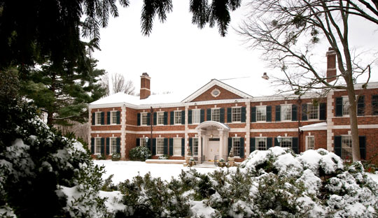 Tennessee's Home for the Holidays :: Reserve Your Tour