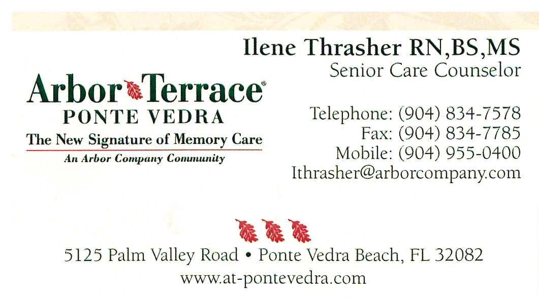Arbor Terrace Ponte Vedra: The New Signature of Memory Care
