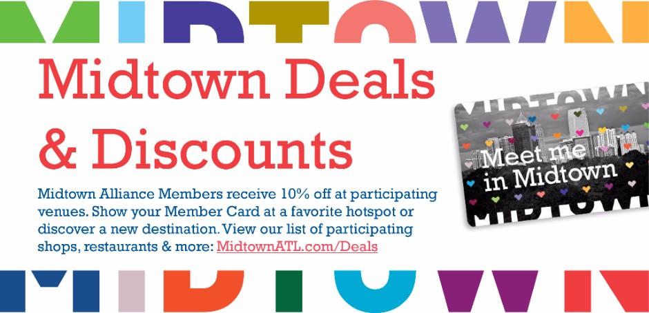 Member Deals and Discounts