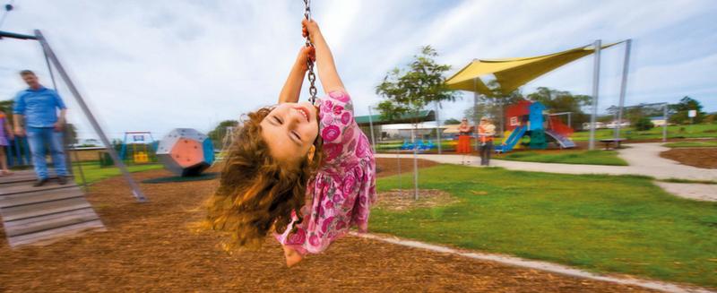 Lithoespaço | Segurança nos parques infantis