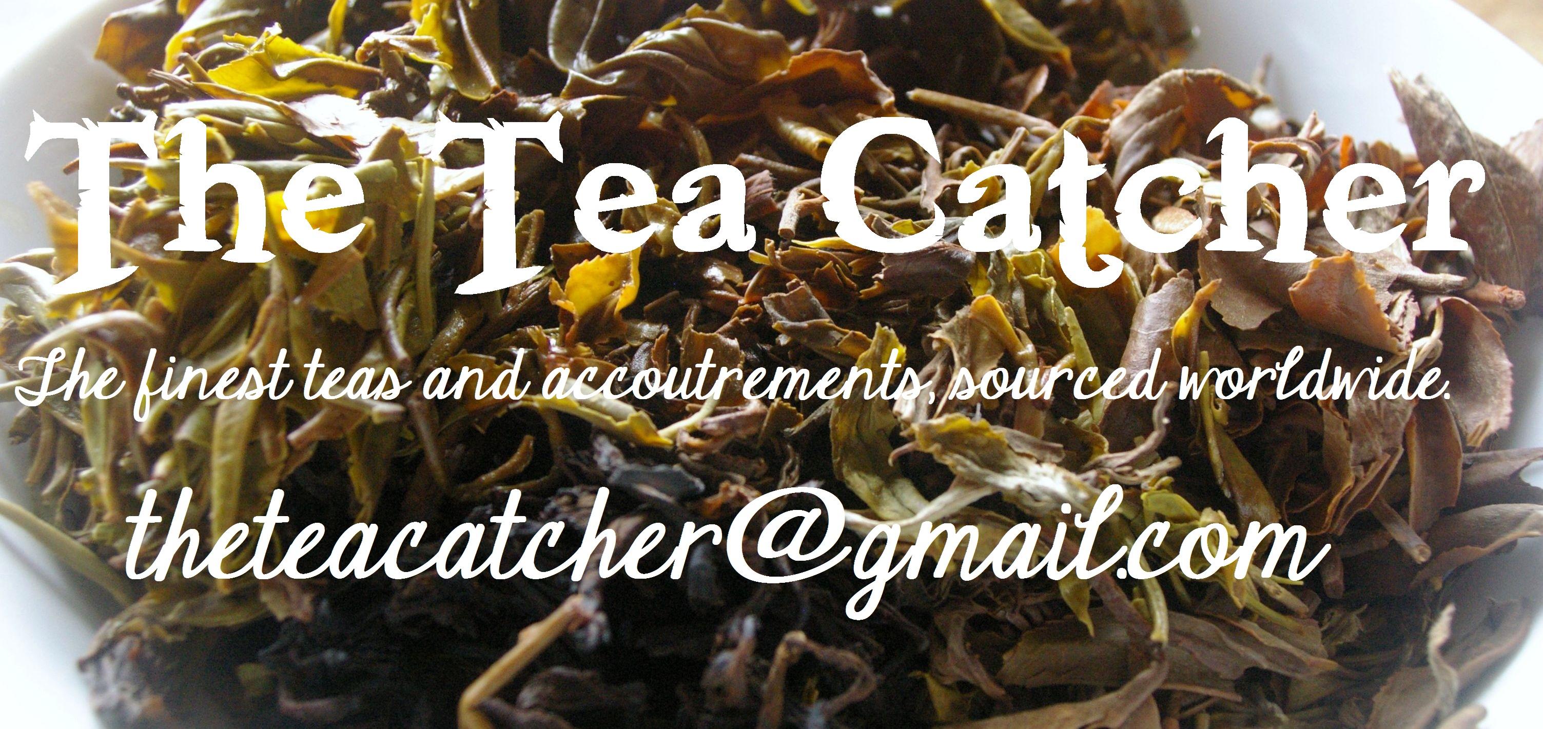 the tea catcher website