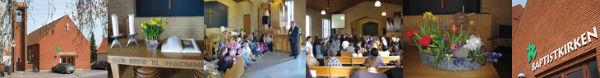 Holbæk Baptistkirke - Nyhedsbrev